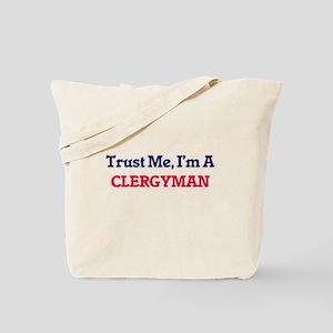 Trust me, I'm a Clergyman Tote Bag