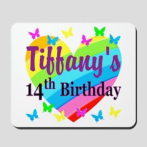14TH BIRTHDAY Mousepad