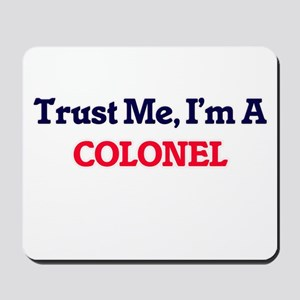 Trust me, I'm a Colonel Mousepad