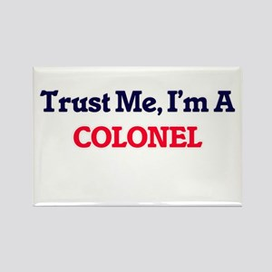 Trust me, I'm a Colonel Magnets