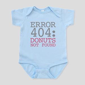 Error 404 Donuts Body Suit