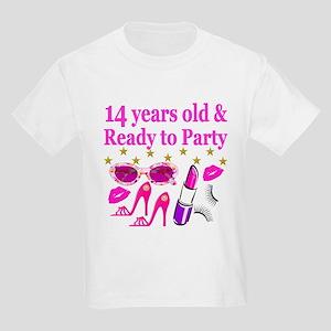 14 YEARS OLD Kids Light T Shirt