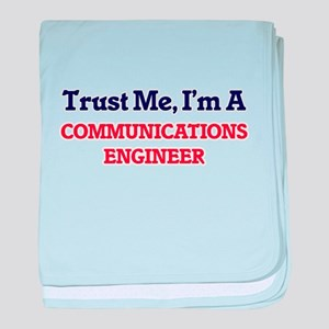 Trust me, I'm a Communications Engine baby blanket