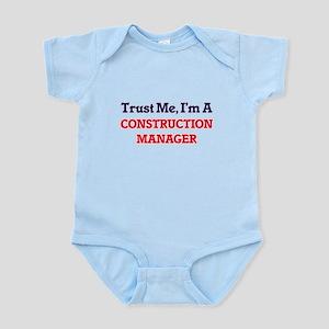 Trust me, I'm a Construction Manager Body Suit