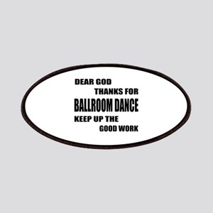 Some Learn Ballroom dance Patch