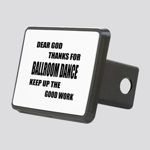 Some Learn Ballroom dance Rectangular Hitch Cover