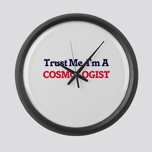 Trust me, I'm a Cosmologist Large Wall Clock