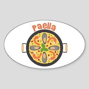 Paella Sticker