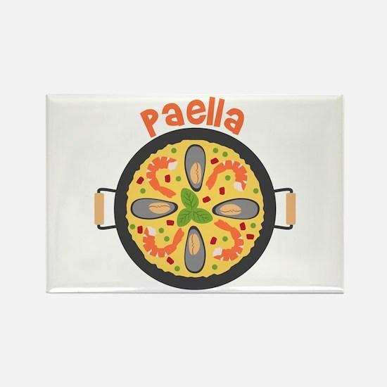 Paella Magnets