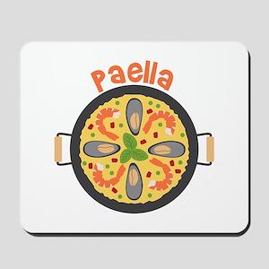 Paella Mousepad