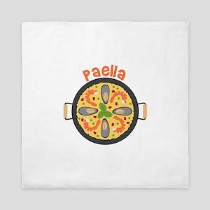 Paella Queen Duvet