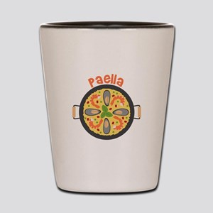 Paella Shot Glass