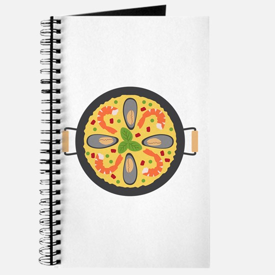 Paella Meal Journal