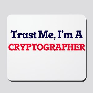Trust me, I'm a Cryptographer Mousepad