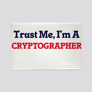 Trust me, I'm a Cryptographer Magnets