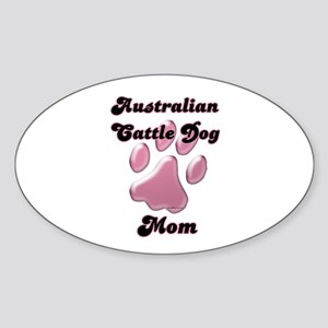 ACD Mom3 Oval Sticker