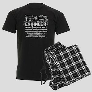 Engineer Funny Definition Pajamas