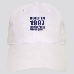 Built In 1997 Cap