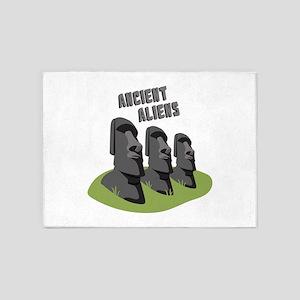 Ancient Aliens 5'x7'Area Rug
