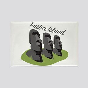 Easter Island Magnets