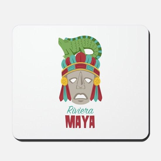 Riviera Maya Mousepad