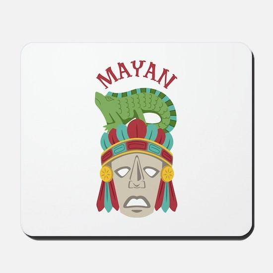 Mayan Mousepad
