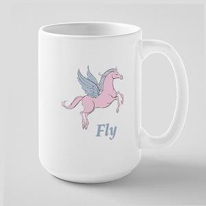 Fly Large Mug