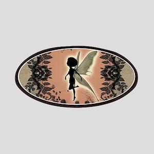 Cute fairy silhouette Patch
