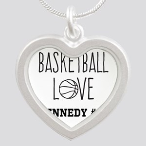 Basketball Love Personalized Necklaces