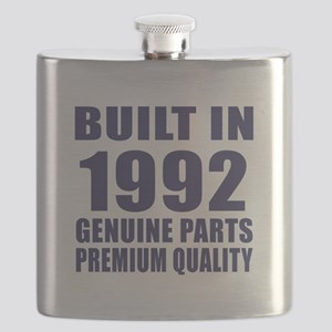 Built In 1992 Flask