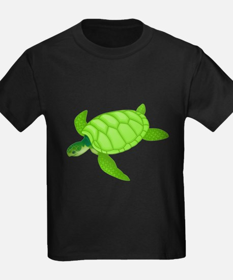 GREEN TURTLE HATCHLING T-Shirt