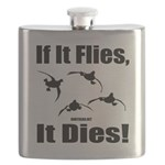 If It Flies, It Dies! Flask