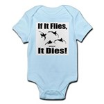 If It Flies, It Dies! Body Suit