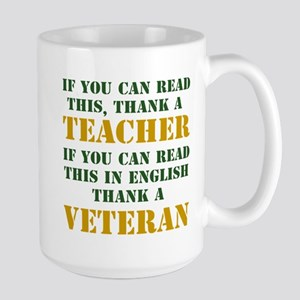 If you can read this thank teacher Mugs