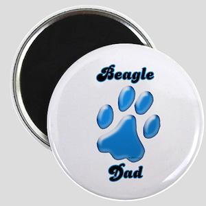 Beagle Dad3 Magnet