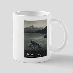 Vintage poster - Japan Mugs