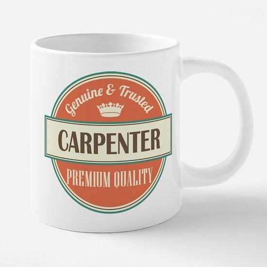 carpenter vintage logo Mugs