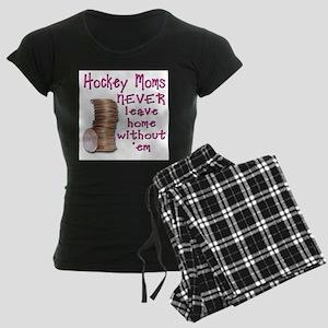 hockey_mom_quarters2 Pajamas