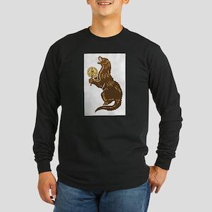 Singing Otter Long Sleeve T-Shirt