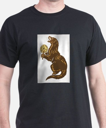 Singing Otter T-Shirt