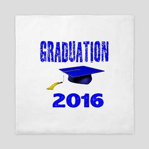 Graduation 2016 designs Queen Duvet