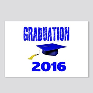 Graduation 2016 designs Postcards (Package of 8)