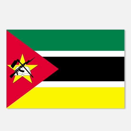 Mozambique Postcards (Package of 8)