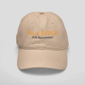 Halloween Bitch Costume Cap