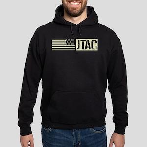 U.S. Air Force: JTAC (Black Flag) Hoodie (dark)