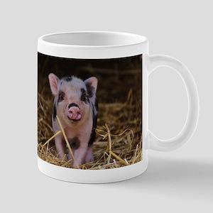 Sweet Cute Pig Mugs