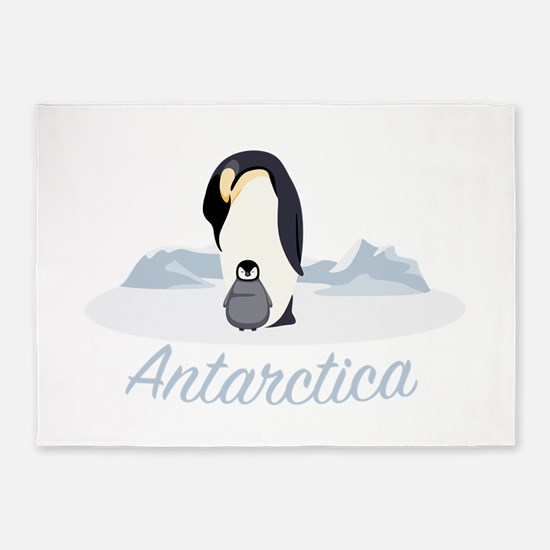 Antarctica 5'x7'Area Rug
