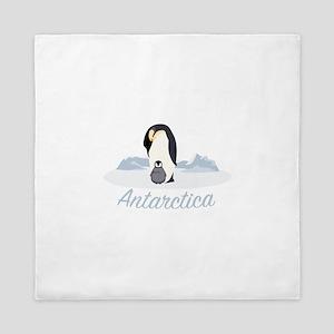 Antarctica Queen Duvet