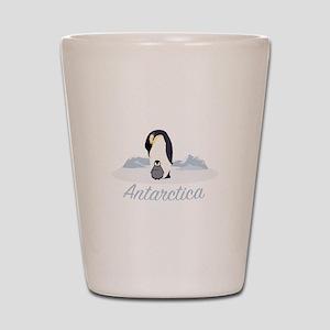 Antarctica Shot Glass