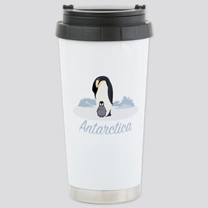Antarctica Travel Mug